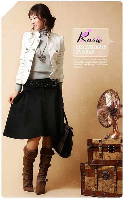韩国精品时尚女装专卖 引领时尚女装潮流 杭州下沙论坛 下沙大学生网