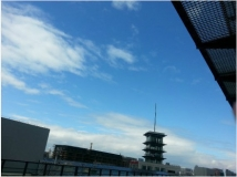 此时的杭州天空,你拍到了吗?