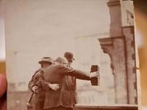 1909年自拍照惊呆小伙伴们