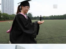 这是我给杭电08级毕业生拍摄的一组创意毕业照